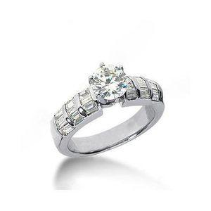 3.51ct Diamond ring High brilliance diamonds engag